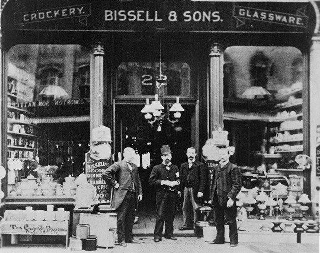 BISSELL serviesgoedwinkel